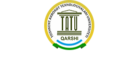 QARSHI BRANCH OF THE TASHKENT<br/> UNIVERSITY OF INFORMATION TECHNOLOGIES<br/> NAMED AFTER MUHAMMAD AL-KHWARIZMI